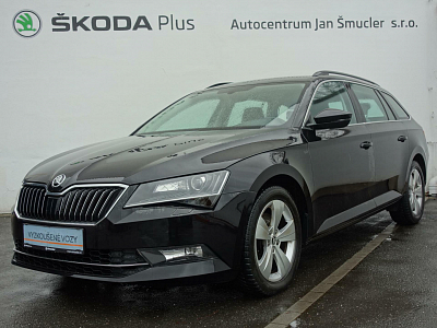 ŠKODA Superb 2,0 TDI 110 kW Ambition automat