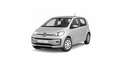 Volkswagen up! 1,0 MPI 48 kW