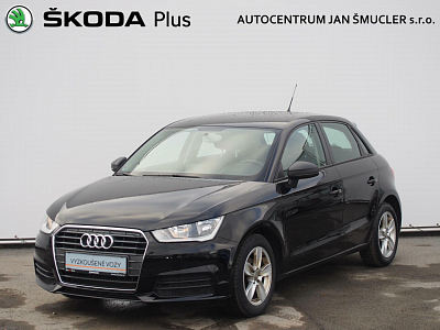 Audi A1 1,0 TFSI 70 kW Attraction