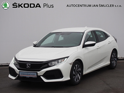 Honda Civic 1,0 95 kW